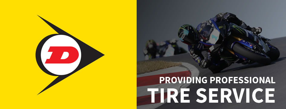 Dunlop Motorcycle Tires | Racers Edge Performance
